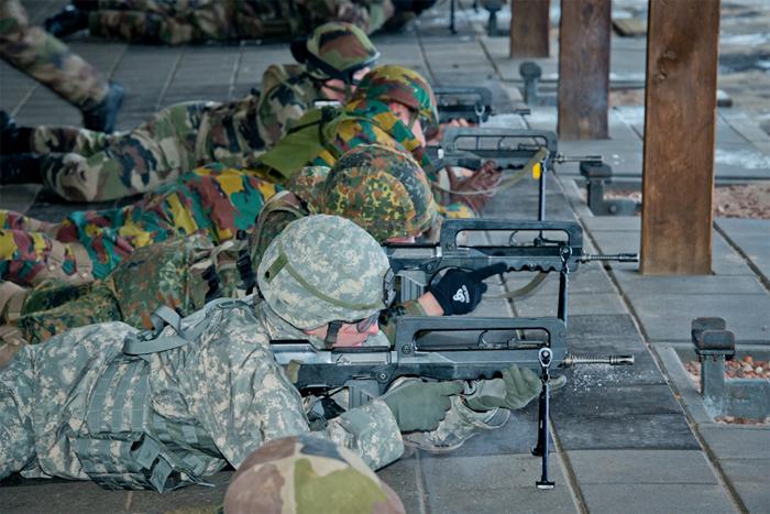 NRF-harjoitus Kuva: Nato